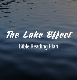 COMMUNITY Bible Reading Plan