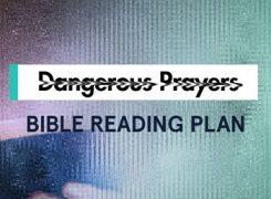 COMMUNITY Bible Reading Plan