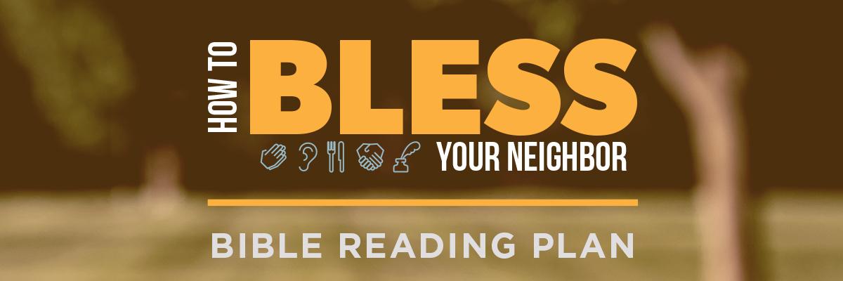 Big Idea Bible Reading Plan - Community Christian Church