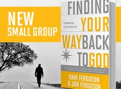 Finding Your Way Back to God Small Group
