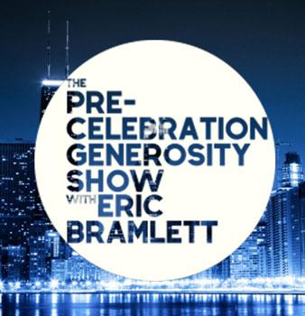 The Pre-Celebration Generosity Show