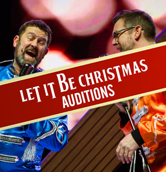 Let It Be Christmas Auditions