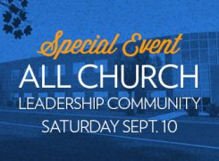 All Church Leadership Community