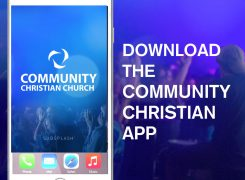 Download the COMMUNITY App