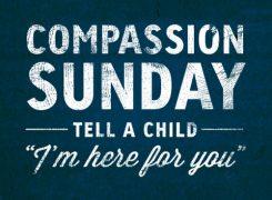 Sponsor a Child on Compassion Sunday