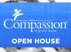 Compassion Sponsor Open House